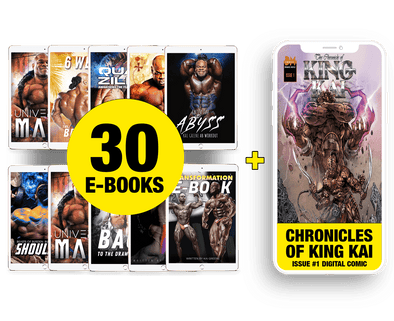 SUMMER SALE: 30 E-BOOK COMBO + DIGITAL COMIC