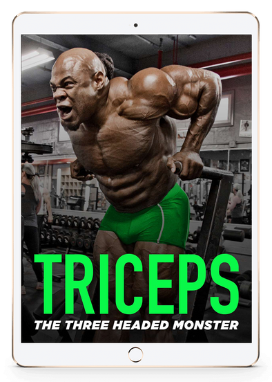 Triceps: The Three Headed Monster