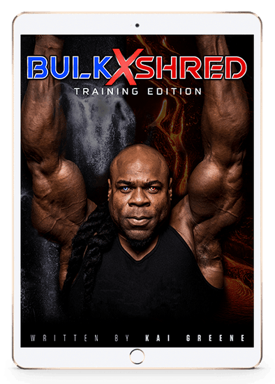 Bulk X Shred - Training Edition