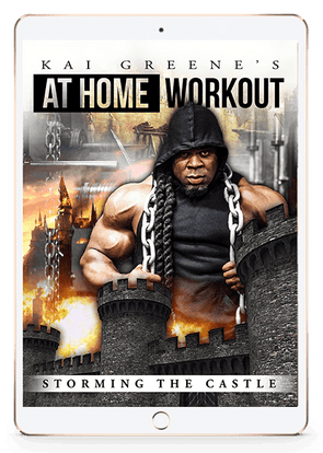 At Home Workout - STORMING THE CASTLE