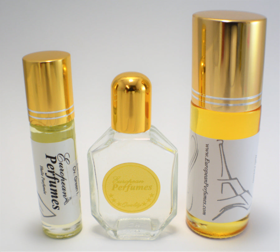 FANCY Type Perfume Oil Women