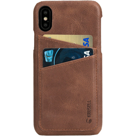 iPhone X/XS, Sunne 2 Cards Cover