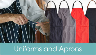 Uniforms and Aprons