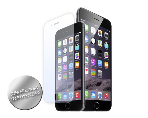 iPhone 6 Slim Premium Tempered Glass Screen Protector (4.7 inches)