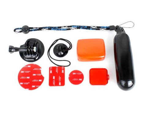 GoPro Floaty/Surfboard Mount/Floating Grip/Filter for Hero 3+ Camera-D
