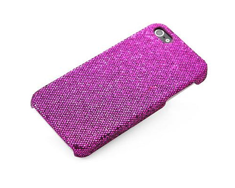 Zirconia Series iPhone 5 and 5S Case - Purple