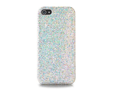 Zirconia Series iPhone 5 and 5S Case - Silver