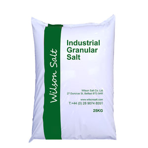 Industrial Granular Salt