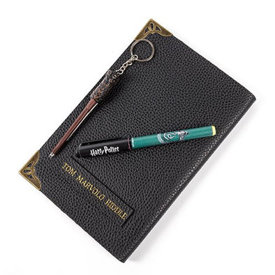 Harry Potter Tom Riddle's Diary Notebook and Invisible Wand Pen - Accio This