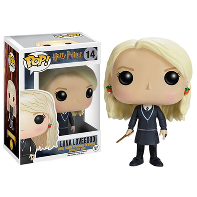 Harry Potter Luna Lovegood Pop! Vinyl Figure - Accio This