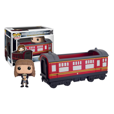Harry Potter Hogwarts Express Vehicle with Hermione Figure - Accio This