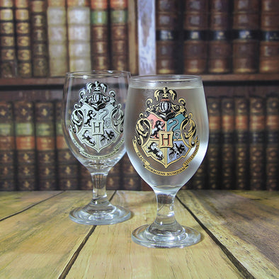 Harry Potter Hogwarts Color Change Glass - Accio This