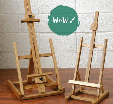 Easels- Table Top