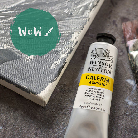Winsor & Newton Galeria Acrylic 60ml tubes- Up to 25% off*