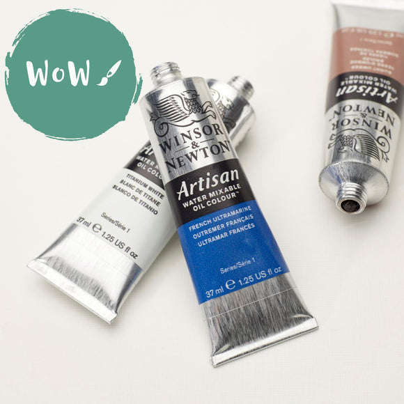 Winsor & Newton Artisan Water-Mixable Oil Colour 37ml tube- Up to 25% off