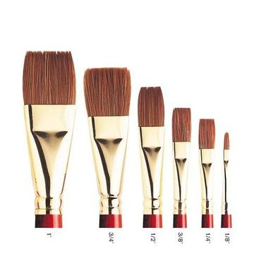 Winsor & Newton Sceptre Gold Series 606 One Stroke Brushes for Watercolour & other media- Selected Brushes Reduced to clear less 30%