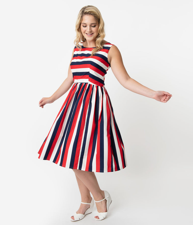 Plus Size Swing Dresses – Unique Vintage