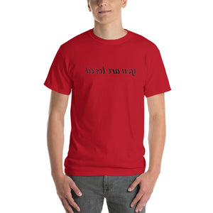 You Are Loved Maroon Script Unisex T-Shirt