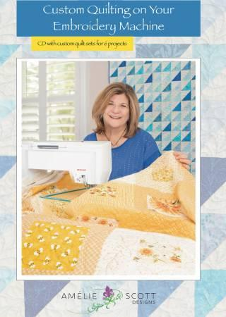 Custom Quilting on your Embroidery Machine