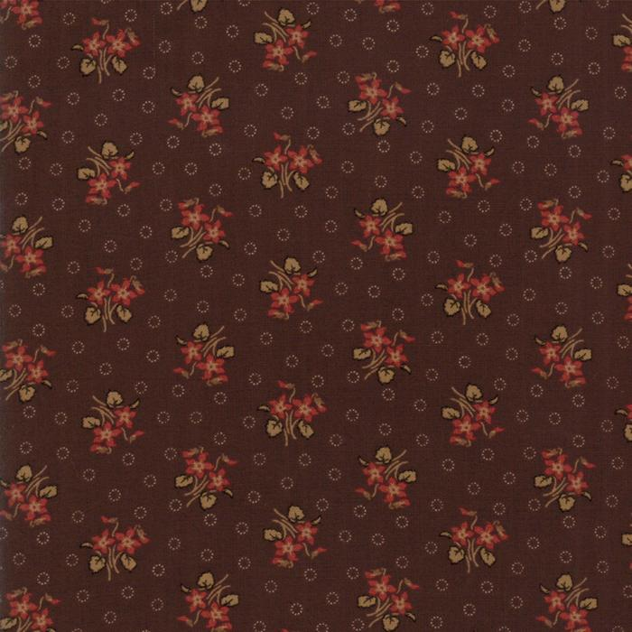 Hickory Road: Bouquet Dark Brown