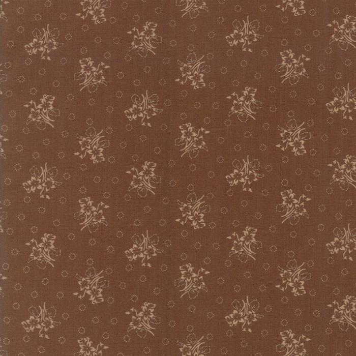 Hickory Road: Bouquet Medium Brown