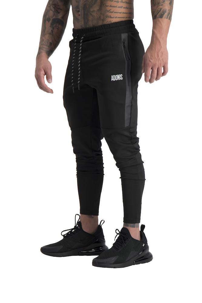 Adonis Gear Envy Trackpants - Black