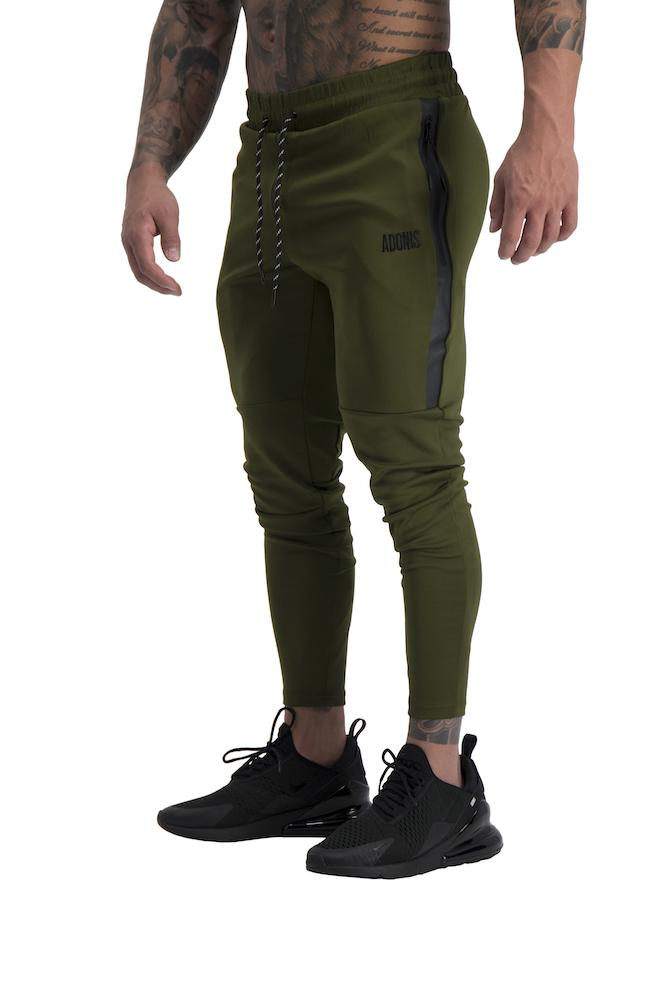 Adonis Gear Envy Trackpants - Khaki