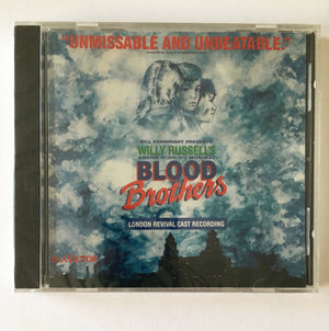 """Blood Brothers"" - London Revival Cast CD Recording with Kiki Dee"