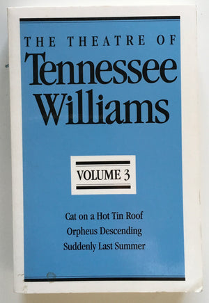 THE THEATRE OF TENNESSEE WILLIAMS, VOLUME 4