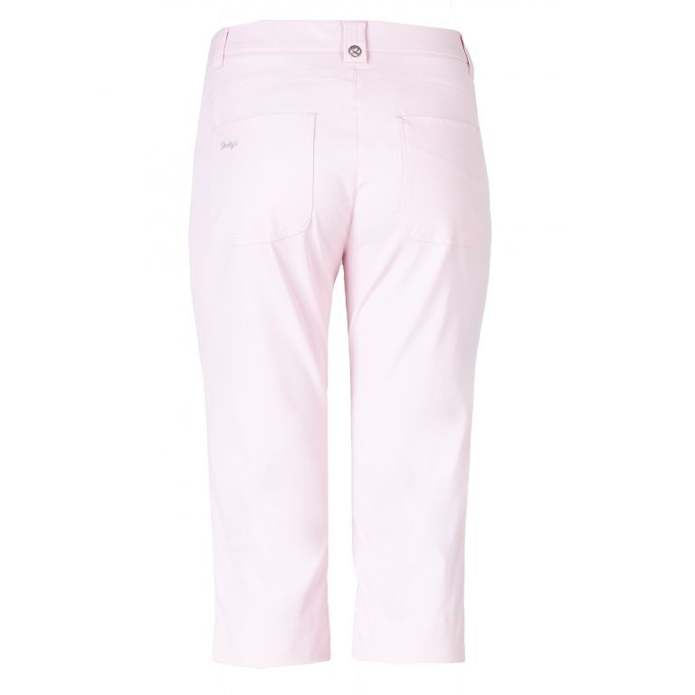 DAILY SPORTS Lyric Capris Blush Pink 262