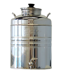 Beverage Dispenser Stainless 5 Gal