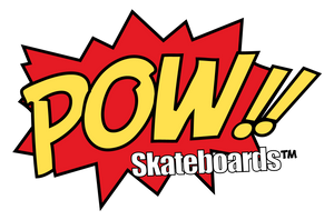 POW!! skateboards
