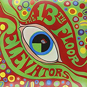 13th Floor Elevators - The Psychedelic Sounds Of The 13th Floor Elevators (2LP/RI/RM/180G/Gatefold)