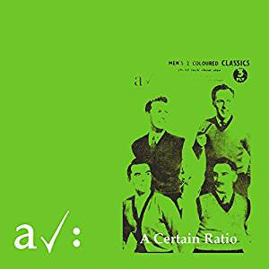 A Certain Ratio - Graveyard and the Ballroom (Ltd Ed/RI/Mute 4.0 Orange vinyl)