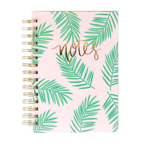 Palms Spiral Notebook