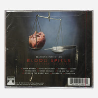 Blood Spills Not Far from the Wound (2015) // CD