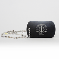 Imperfect Society // Dog Tag