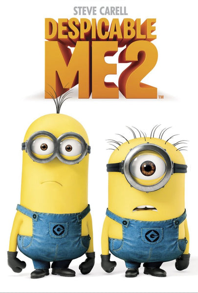 Despicable Me 2 HD VUDU ITUNES, MOVIES ANYWHERE, CHEAP DIGITAL MOVEIE CODES CHEAPEST