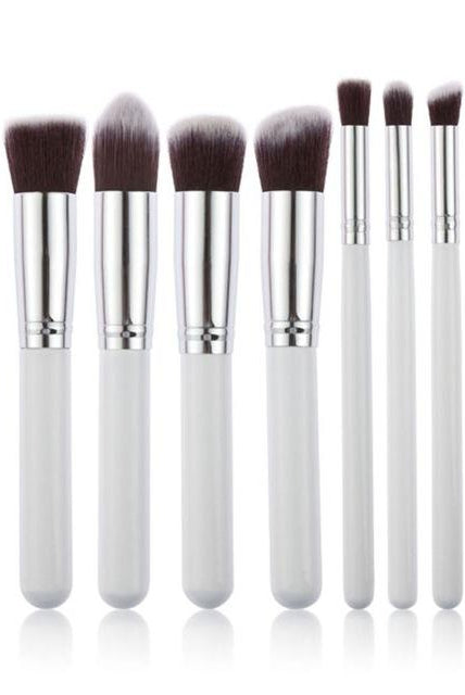 Missee Collection 10 Piece Brush Set