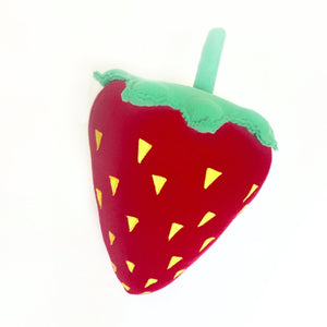 Strawberry Fruit Pillow