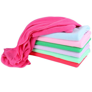 Super Absorbent Quick Drying Microfiber Towel for Locs, 4C Hair, Afro and Curls