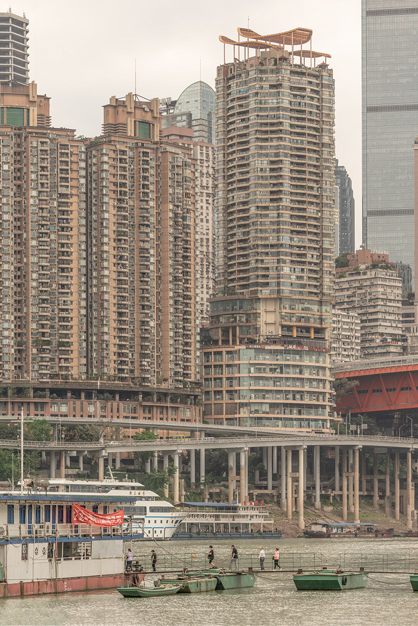 Chongqing Is Taking Density To New Heights by Kris Provoost