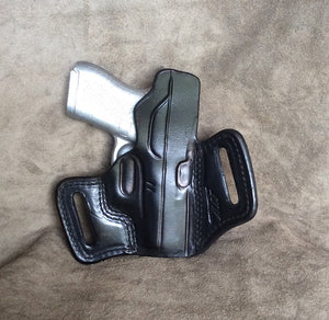 Glock 42 Pancake (TSP) Leather Holster