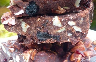 Choccie Rocky Road