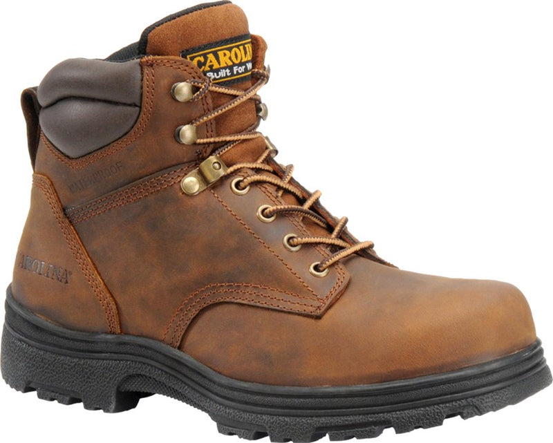 Carolina 3526 Crazy Horse Steel Toe Work Boots