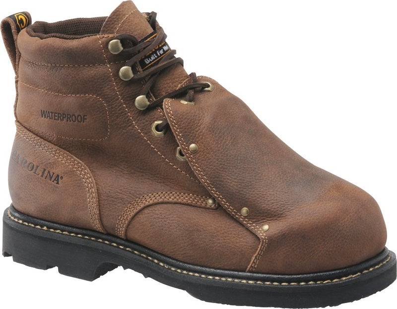 Carolina 5501 Broad Toe Met Guard Boots