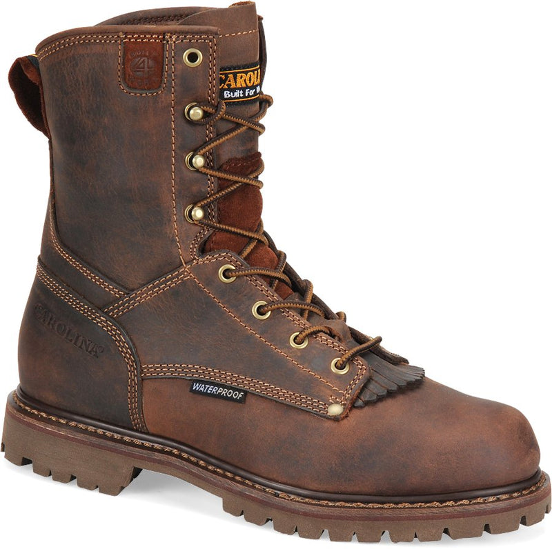Carolina 8028 Waterproof Work Boots