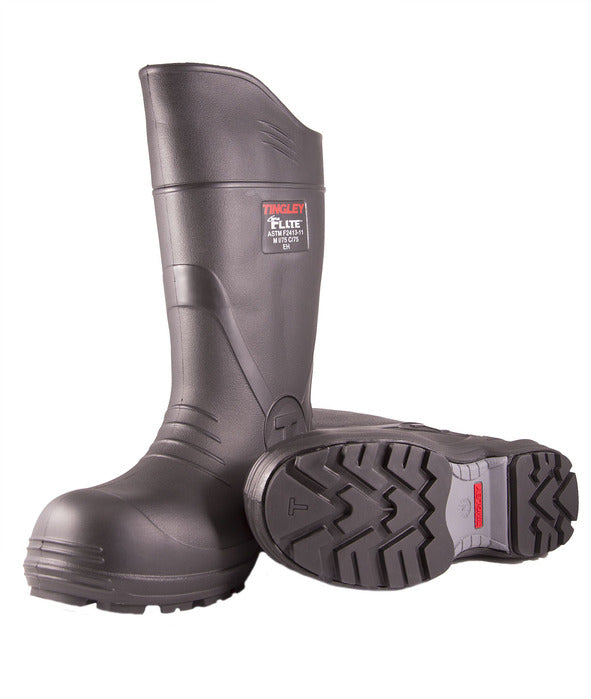 Quad City Safety Boots Flite™ Safety Toe Knee Boots