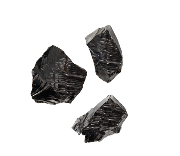 3 x Noble-Shungite Water Stones