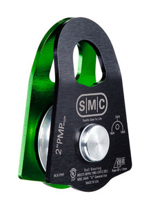 "SMC 2"" Single Prusik Minding pulley, NFPA"